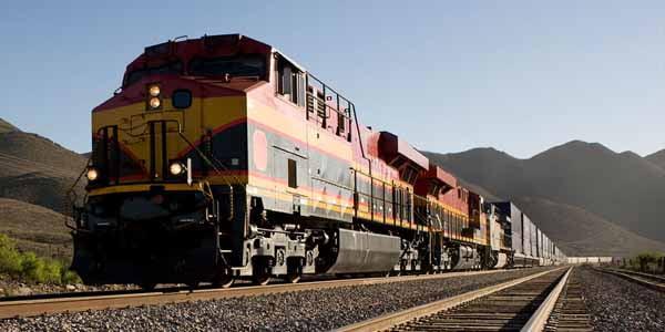 Geležinkelių transportas